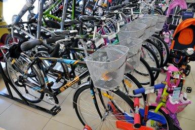 Велосипеды для взрослых и пожилых людей