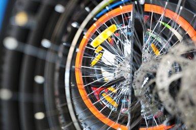 Скоростные велосипеды и шины